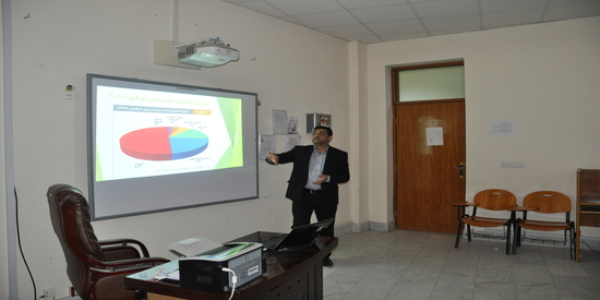 "Workshop entitled ""Ecotourism is the most important means of sustainable development and green economy"""