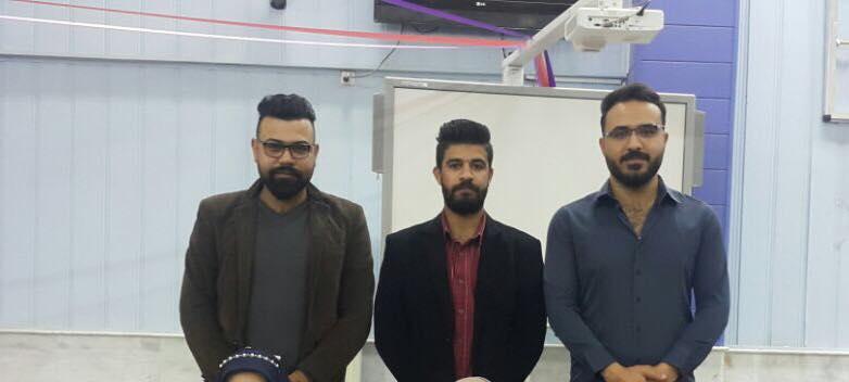 مسابقة الملتقى المعرفي للجامعات العراقية